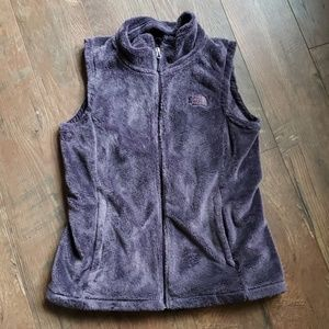 Womens New Northface Osito vest